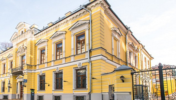 GlavUpDK restores Karatayeva-Morozov Mansion in Leontyevsky Lane